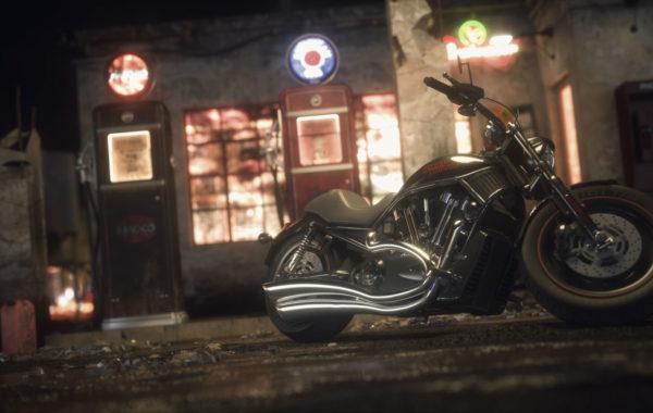 Scena moto